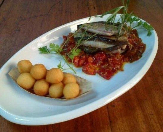 La Taberna Vasca: un plato fuerte