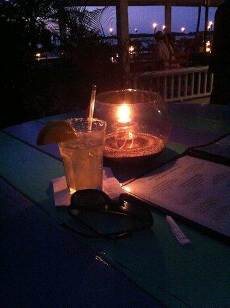 Morada Bay : Margaritas while listening to live music