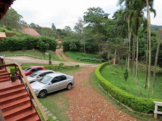 Solar Fazenda Do Cedro : Detalhe do hotel