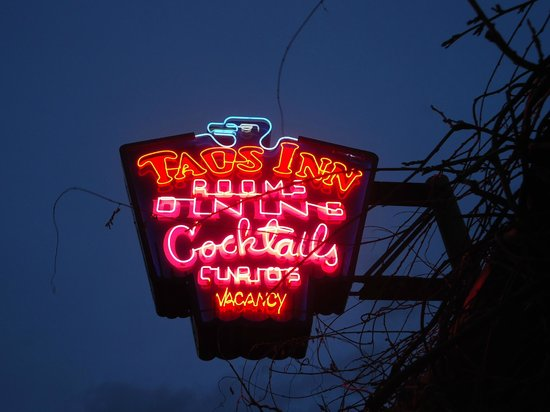 Doc Martin's restaurant-Taos, NM
