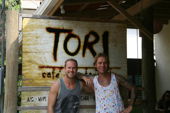 The Guys from Tori