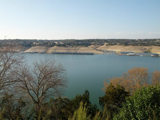 Lakeway Resort and Spa: Lake travis - view from room
