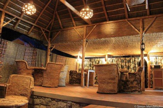 INZU Lodge: Dining