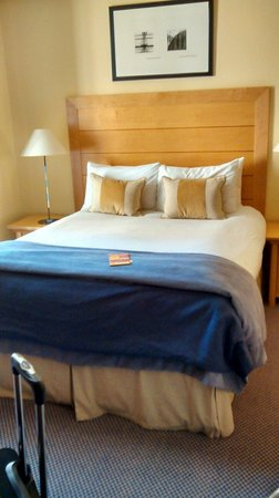 De Vere Devonport House : Comfy bed