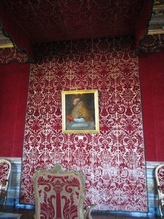 Galleria Colonna: The Colonna Pope