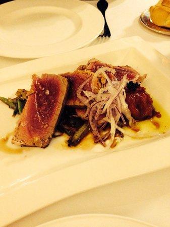 El Meson de Gonzalo : Sashimi de atún