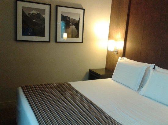Hotel Porto da Ilha: Quarto confortável