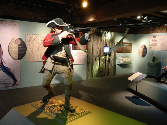 Senator John Heinz History Center: French and Indian War