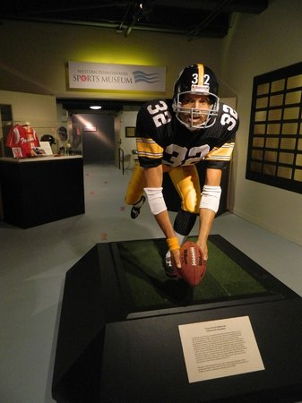 Senator John Heinz History Center: The Immaculate Reception