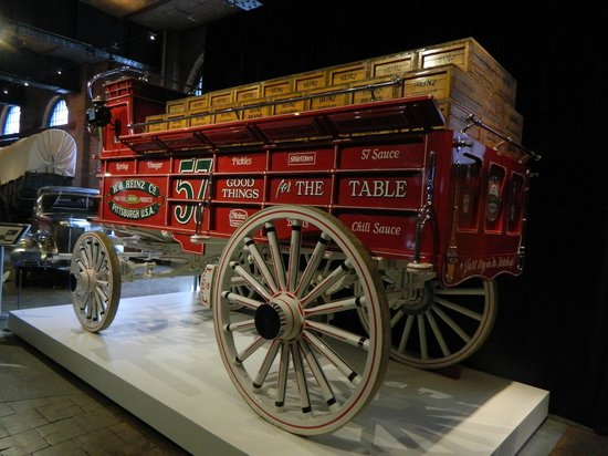 Senator John Heinz History Center: Pickle Wagon