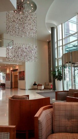 Hilton Reading: Foyer
