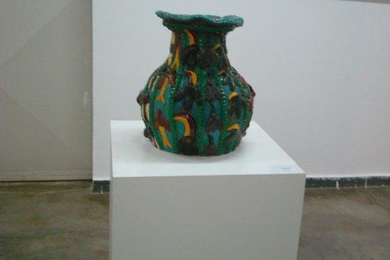 Goiania Art Museum : A. Poteiro,s/ título, Terracota, Acervo do MAG
