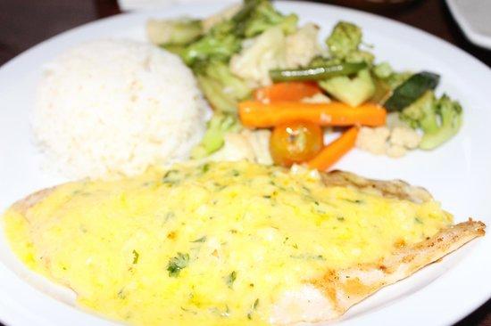 Emilio's Cafe: Fish