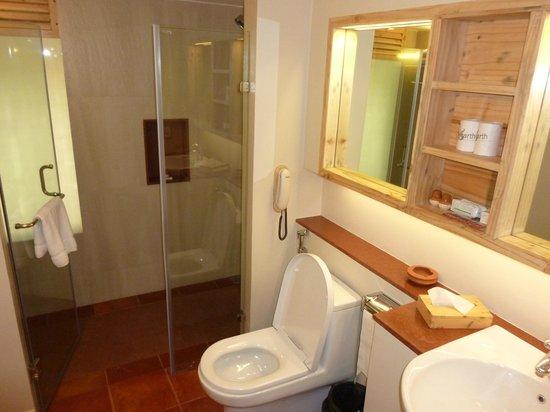 Spice Village : bathroom