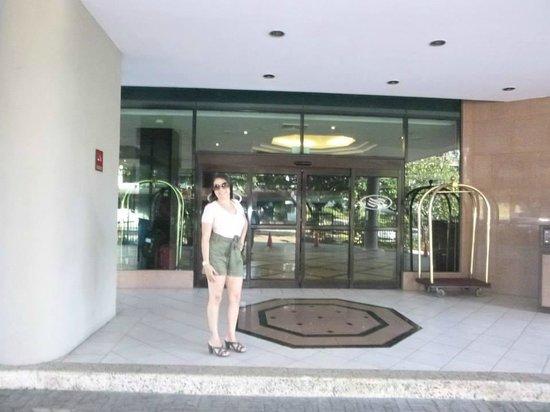 Crowne Plaza Panama: Entrada