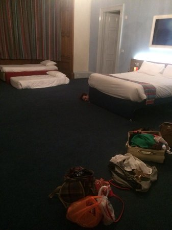 Travelodge Edinburgh Haymarket Hotel: Lovely and big!