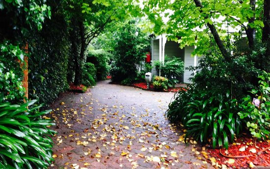 Greens of Leura Bed and Breakfast : Property