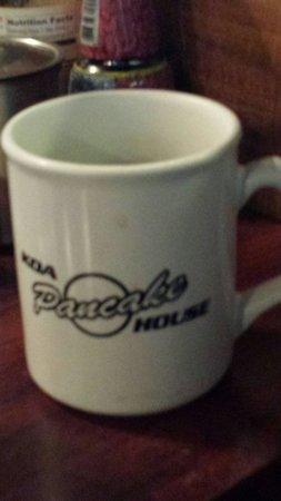 Koa Pancake House : GREAT cup of coffee.