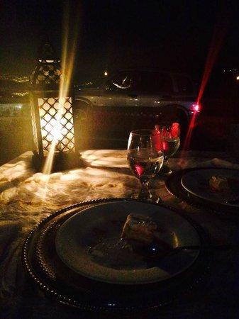Restaurante Ram Luna: Outdoors...