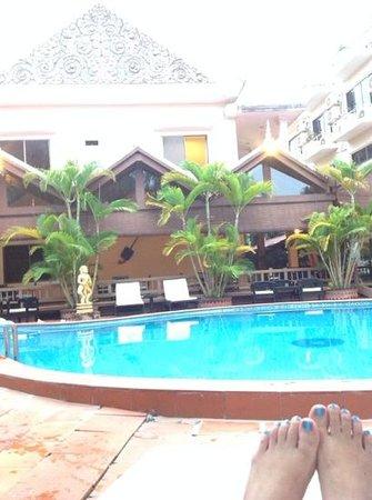 Angkoriana Hotel: pool