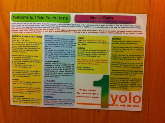 1Yolo Youth Hostel: 4-Bed Bunk Room