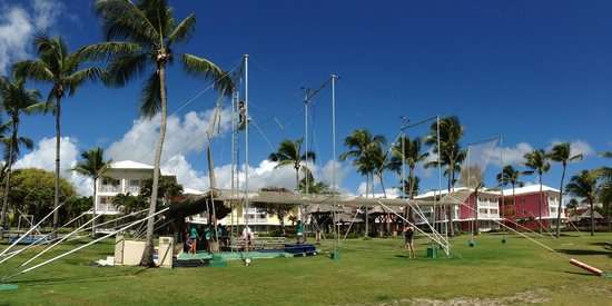 Club Med Punta Cana : The Trapeze