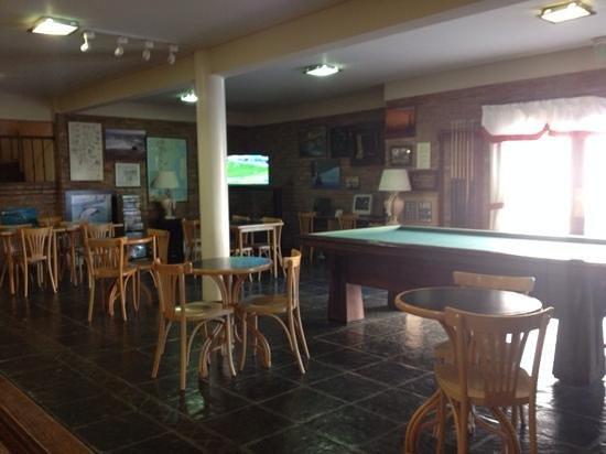 Bahia Nueva Hotel: bar