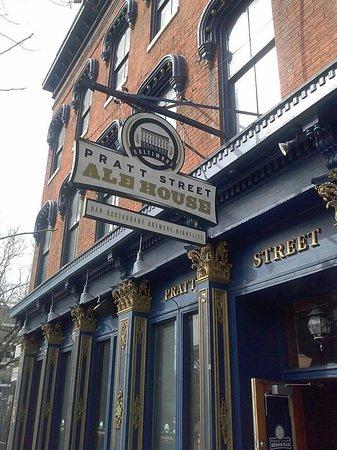 Pratt Street Ale House