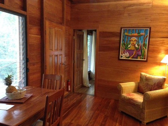 Vanilla Hills Lodge : Beautiful cabin