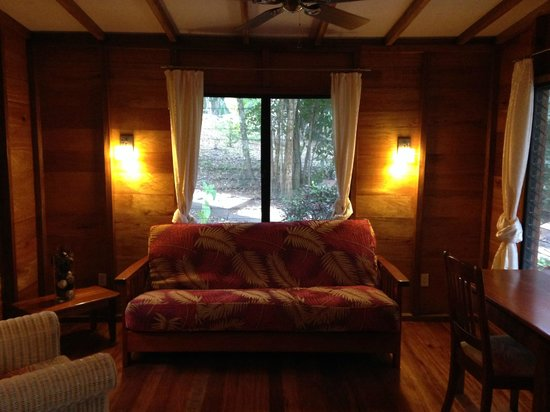 Vanilla Hills Lodge : our cabin