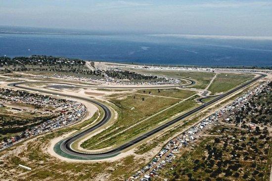 Termas de Rio Hondo, Αργεντινή: Autódromo Termas de Río Hondo
