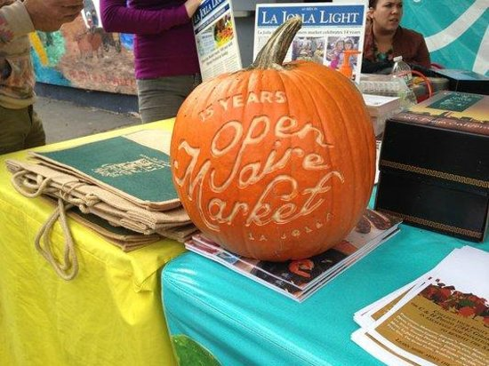 La Jolla Open Aire Market : Celebrating 15 years!