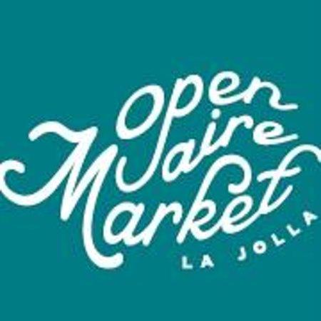 La Jolla Open Aire Market : Logo