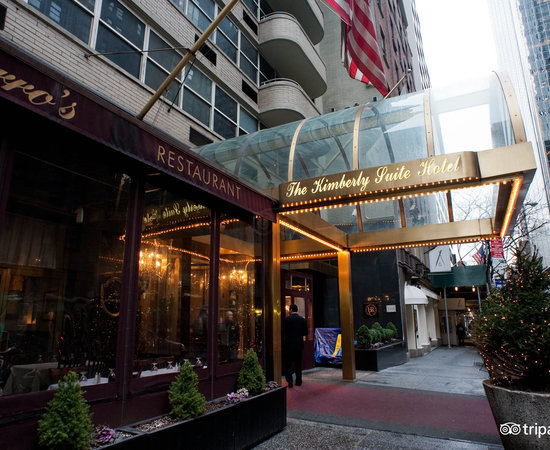 Wonderful hotel Review of The Kimberly Hotel New York City NY