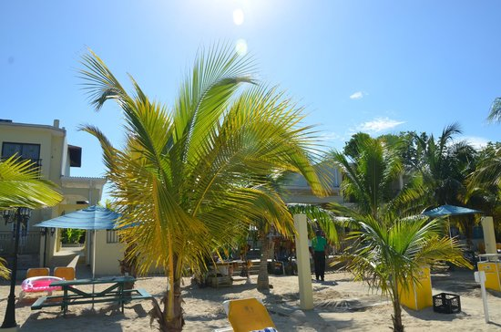 SuperClubs Rooms on the Beach Negril: Beach view