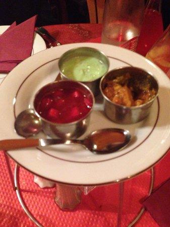 Katmandou Cafe: Fab food