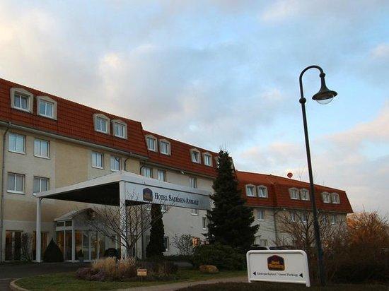 Hotel Sachsen Anhalt: Außenansicht