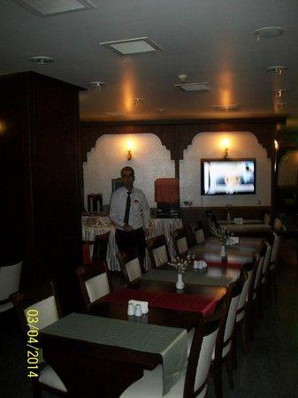 Gulhane Park Hotel : espace restaurant