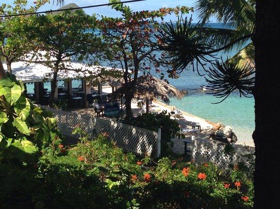 Sugar Mill Hotel: Breakfast view