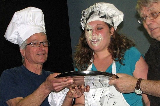 Elmira Theatre Company : From Too Many Cooks