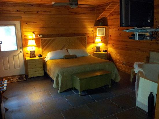 Cabins at Sugar Mountain: Sugar Suite 1 Bedroom