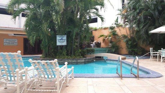 Gran Hotel Sula : Pool time