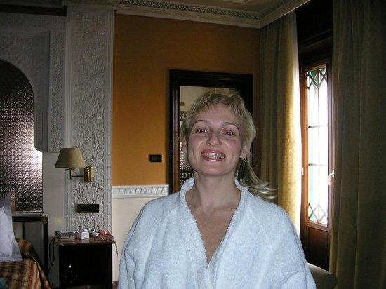 Hotel Alhambra Palace: baño