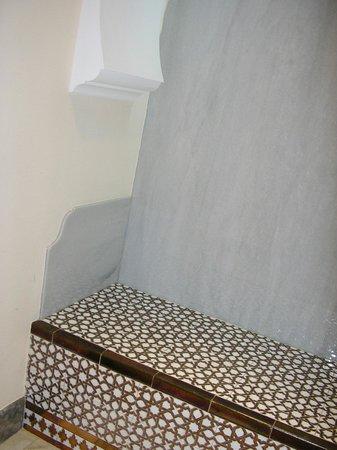 Hotel Alhambra Palace: detalle de pacillo de habitacion