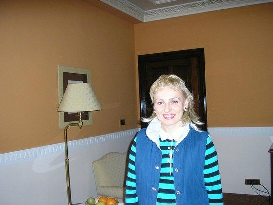 Hotel Alhambra Palace: habitacion