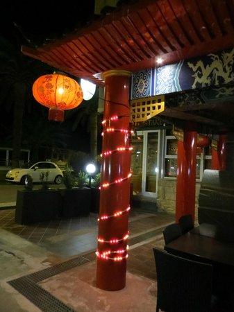 Angolo del dehor picture of ristorante cinese giardino d 39 oriente pietra ligure tripadvisor - Giardino d oriente roma ...