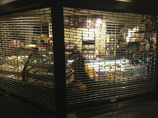 Hostelling International - New York: Cafeteria