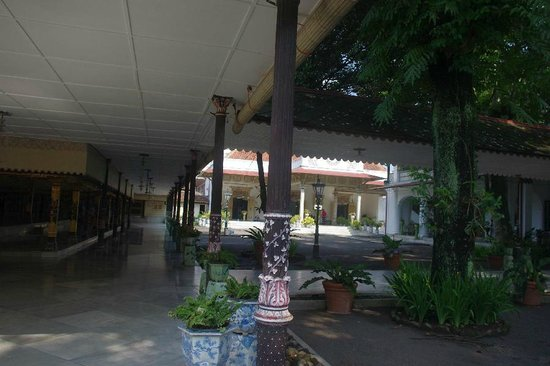 Kraton Yogyakarta: Royal residence