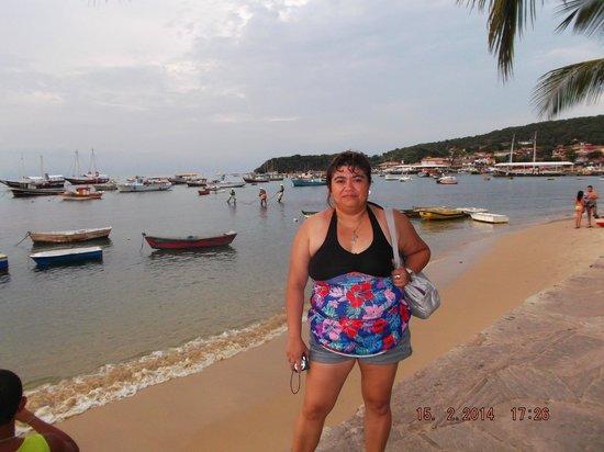 Azedinha Beach : linda!!