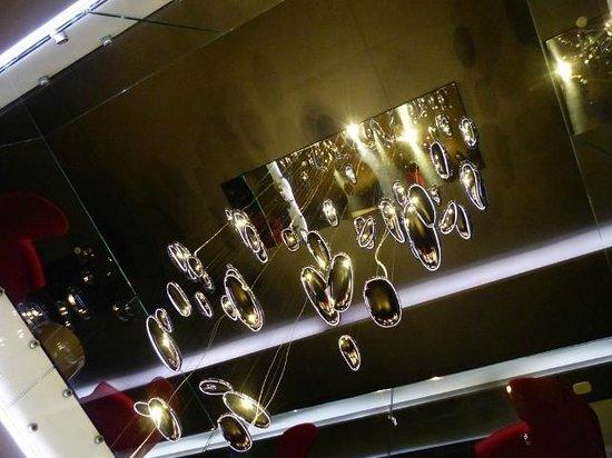 Hotel Ambasciatori: Diseño moderno.